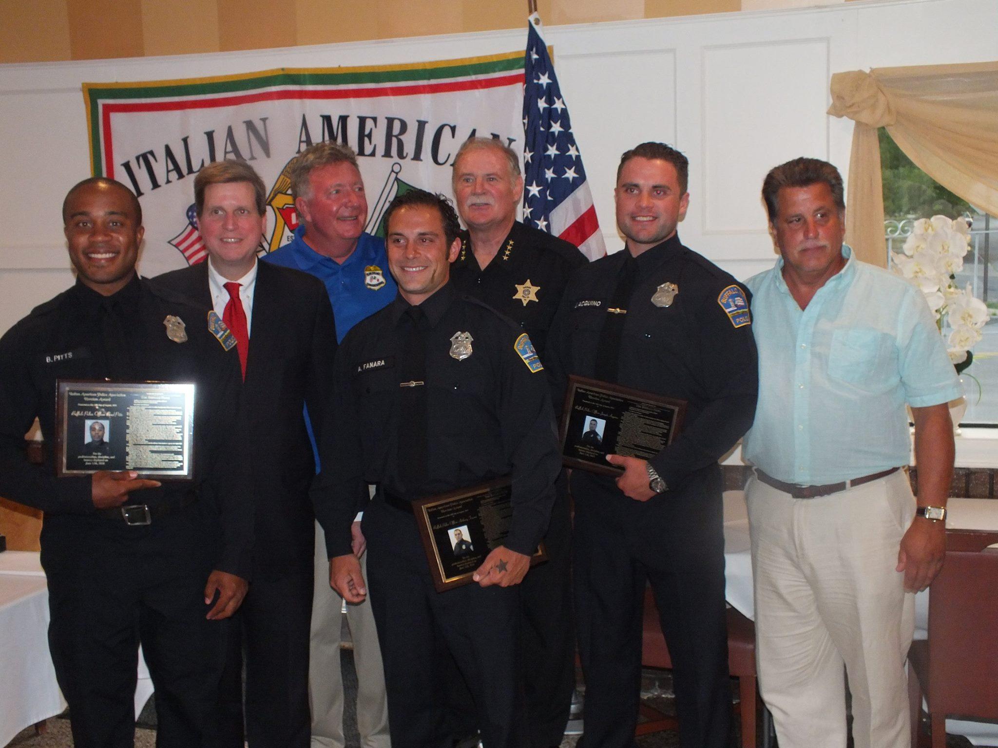 2016 IAPA HEROISM AWARDS